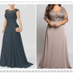 Kilolu Bayanlar Nasil Abiye Giymeli7